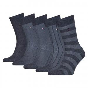 Dárková sada ponožek Tommy Hilfiger Leons - 5 párů