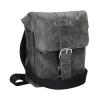 Luxusní pánská kožená taška Daag RISK UP 155 - černá