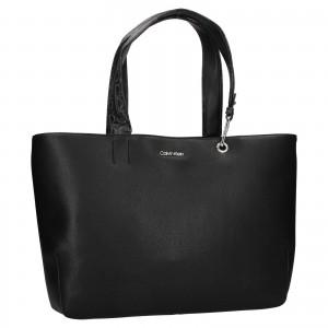 Dámská kabelka Calvin Klein Balla - černá