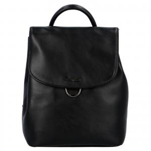 Módní dámský batoh David Jones Jennas - černá