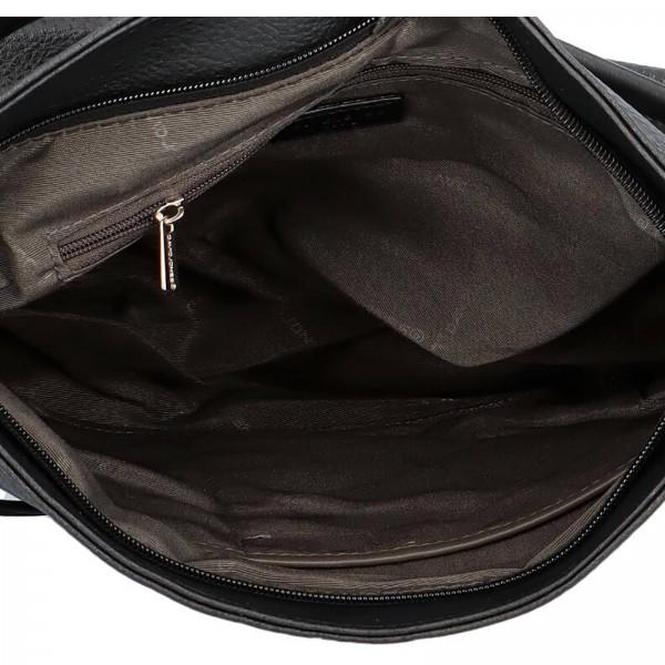 Dámská kabelka David Jones Aniala - černá