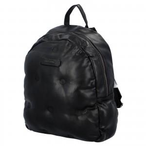 Módní dámský batoh David Jones Maloe - černá