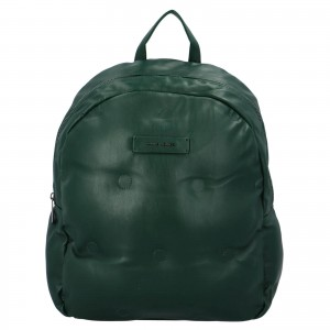 Módní dámský batoh David Jones Maloe - zelená