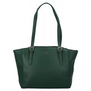 Dámská kabelka David Jones Ylerme - zelená