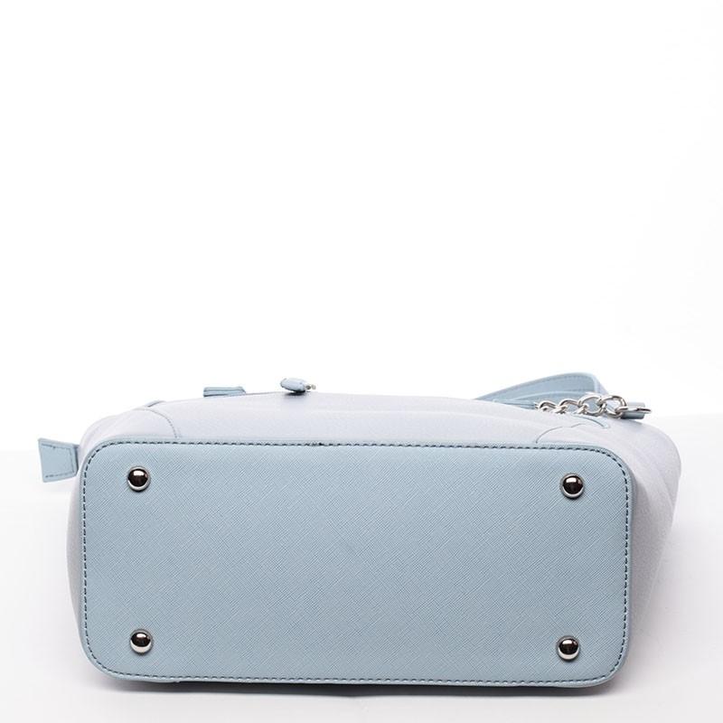 Dámská kabelka David Jones Elma - Světle modrá