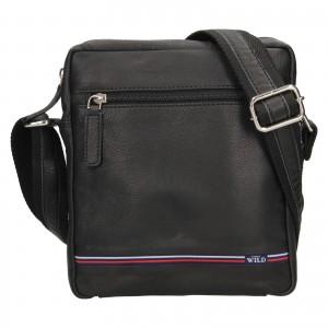 Pánská taška přes rameno Always Wild Renny - černá