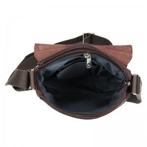 Pánská taška Daag SMASH 78 - tmavě hnědá