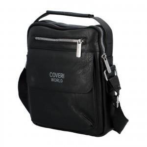 Pánská taška přes rameno Coveri World William - černá