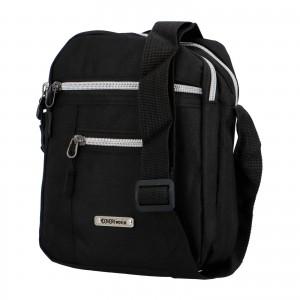 Pánská taška přes rameno Coveri World Jordan - černá