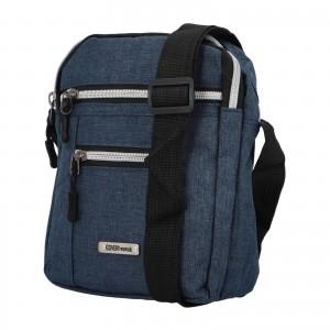 Pánská taška přes rameno Coveri World Jordan - modrá