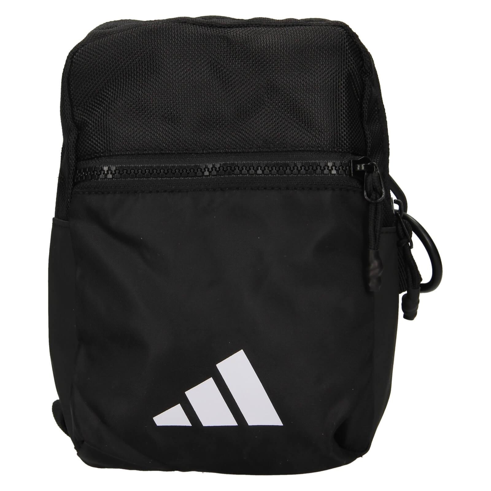 Taška přes rameno Adidas Chris - černá