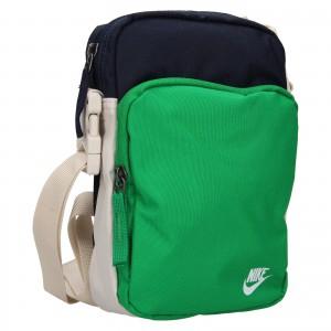 Taška přes rameno Nike Tom - modro-zelená