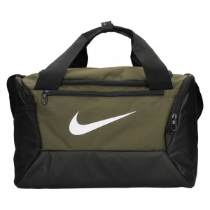 Taška Nike Brasia - zeleno-černá