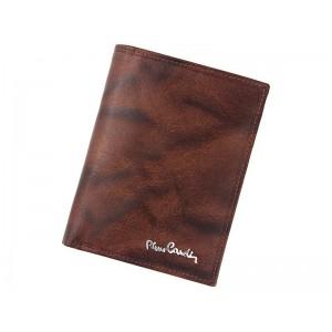 Pánská kožená peněženka Pierre Cardin Laurent - hnědá