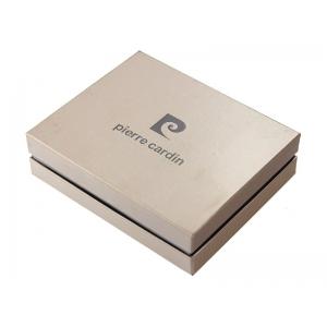 Pánská kožená peněženka Pierre Cardin Juan - černá