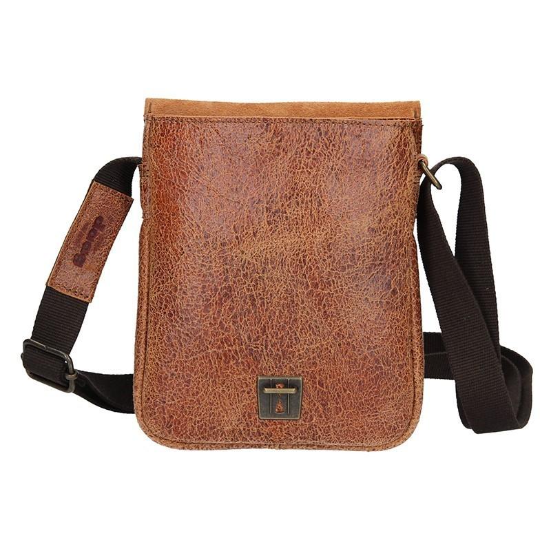 Pánská taška Daag JAZZY WANTED 86 - světle hnědá