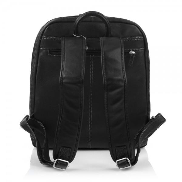 Pánský kožený batoh Hexagona 461351