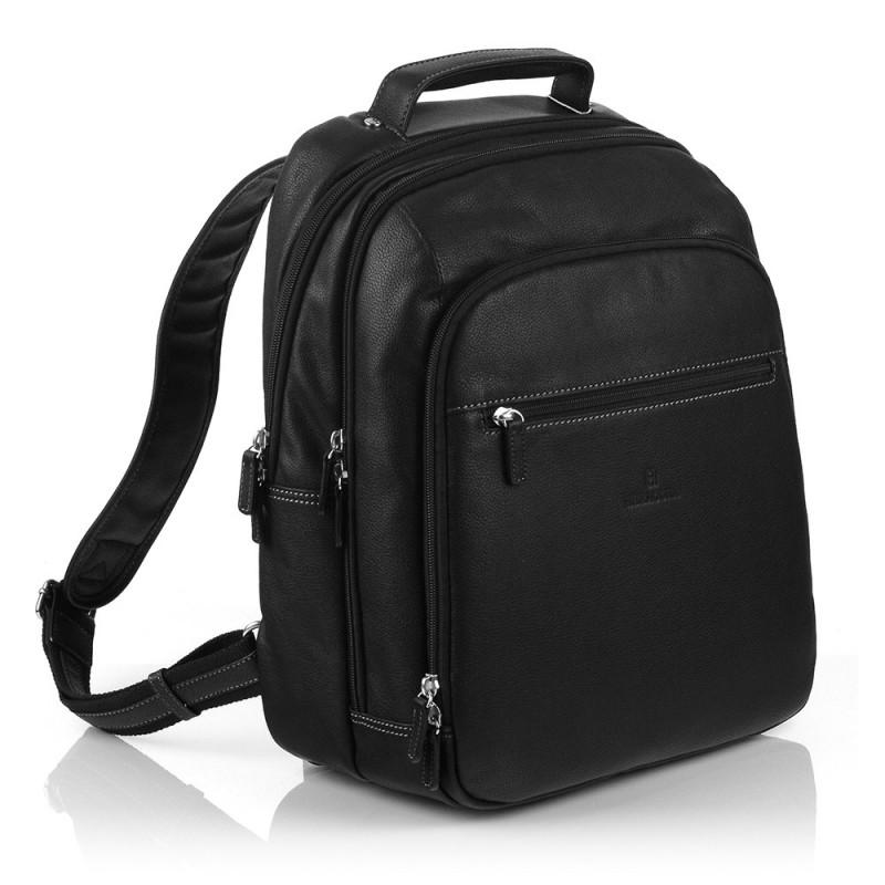 Pánský kožený batoh Hexagona 462539