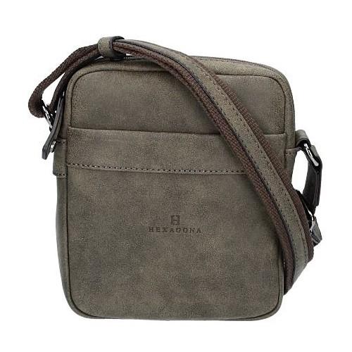Pánská taška na doklady Hexagona 784636 - taupe