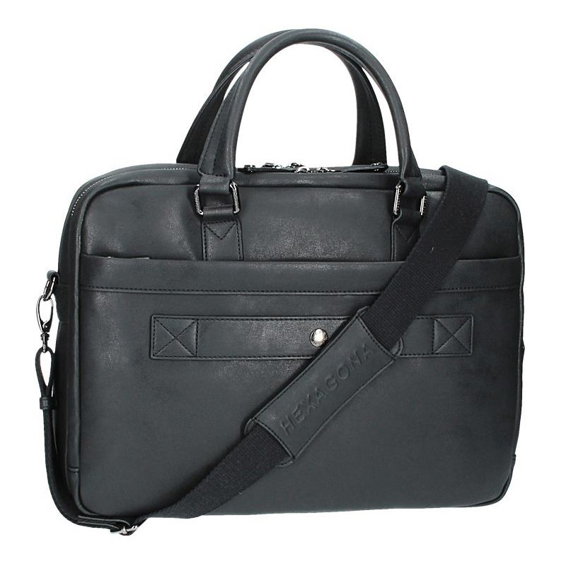 Pánská bussines taška Hexagona 784626 - černá