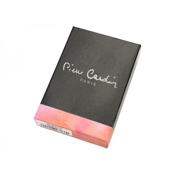 Dámská kožená peněženka Pierre Cardin Vierra - černá