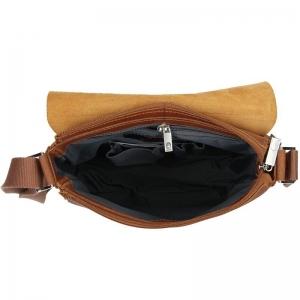 Pánská taška Daag SMASH 76 - hnědá