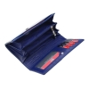 Dámská kožená peněženka Pierre Cardin Milena - černá