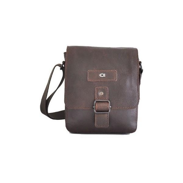 Pánská taška Daag JAZZY ORGANIC 4 - tmavě hnědá