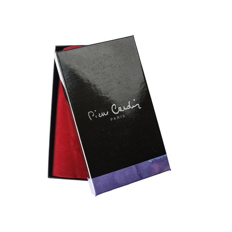 Dámská kožená peněženka Pierre Cardin Romano - černá