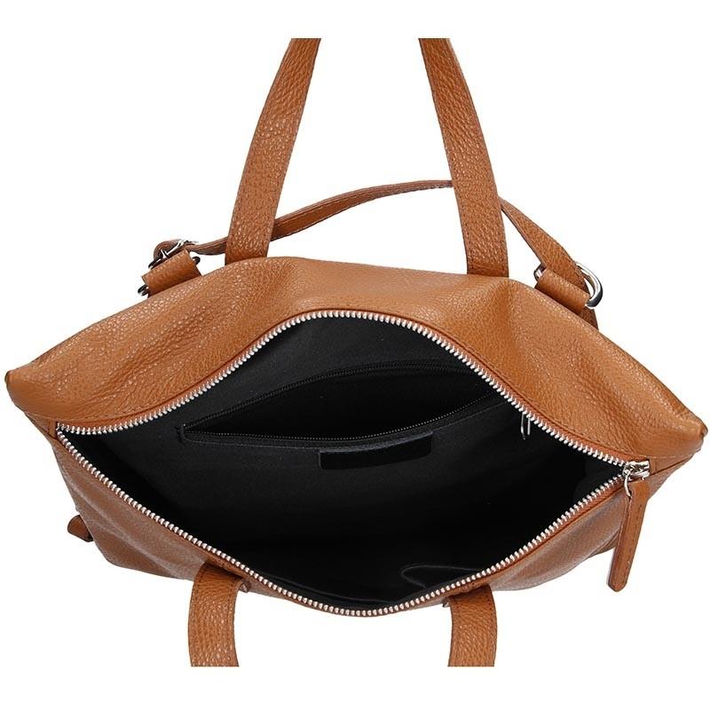 Unisex batoh/taška Facebag Pierro - hnědá