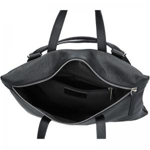 Unisex batoh/taška Facebag Pierro - černá