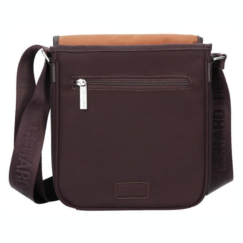 Pánská taška přes rameno Gérard Henon Luis - hnědá