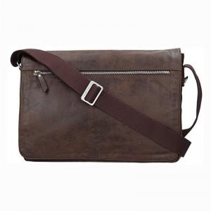 Pánská taška přes rameno Gérard Henon Sasha - hnědá