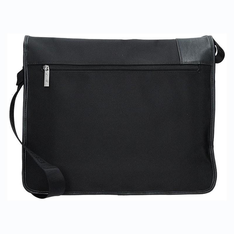 Pánská taška přes rameno Gérard Henon Piero - černá