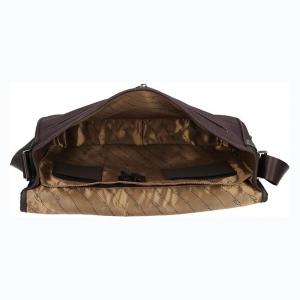 Pánská taška přes rameno Gérard Henon Piero - hnědá