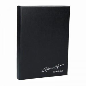 Pánská kožená peněženka Gérard Henon 4002 - černá