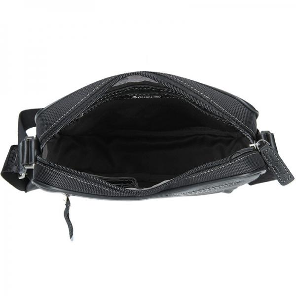 Pánská taška přes rameno Gérard Henon Diagonale - černá