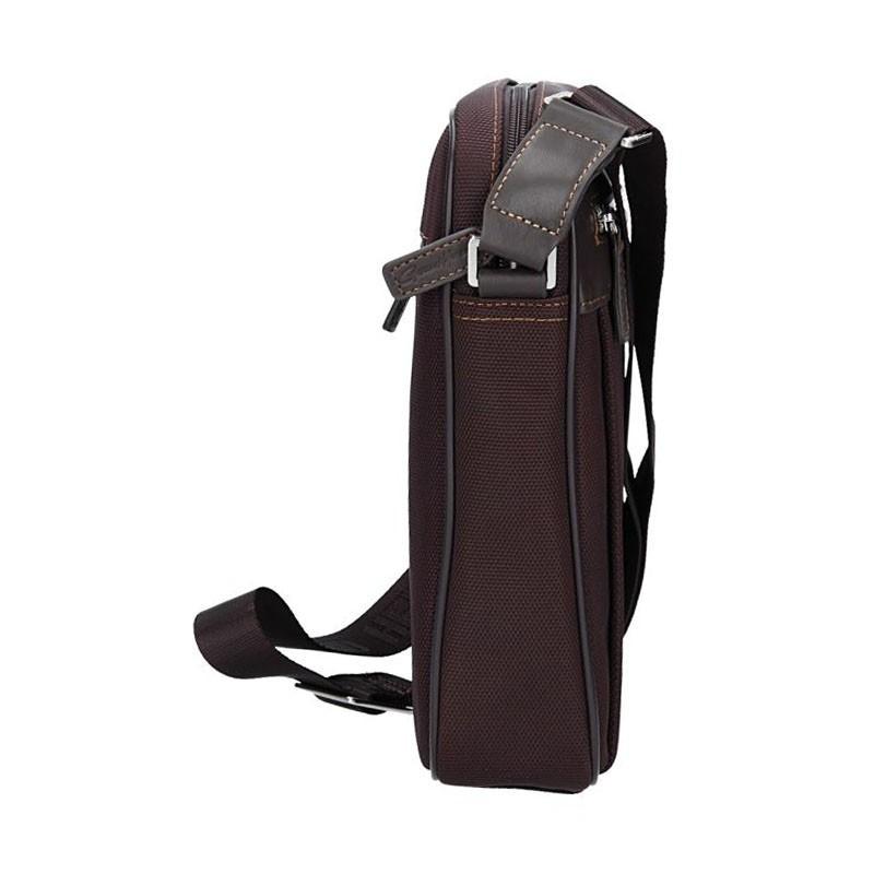 Pánská taška přes rameno Gérard Henon Diagonale - hnědá