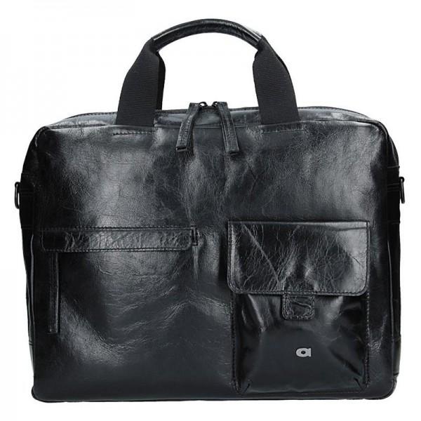 Pánská taška Daag JAZZY TAKE AWAY 2 - černá