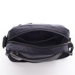 Pánská taška přes rameno Diviley Chris - černá