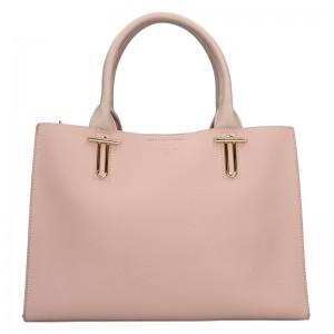 Dámská kabelka David Jones Paulla - růžová