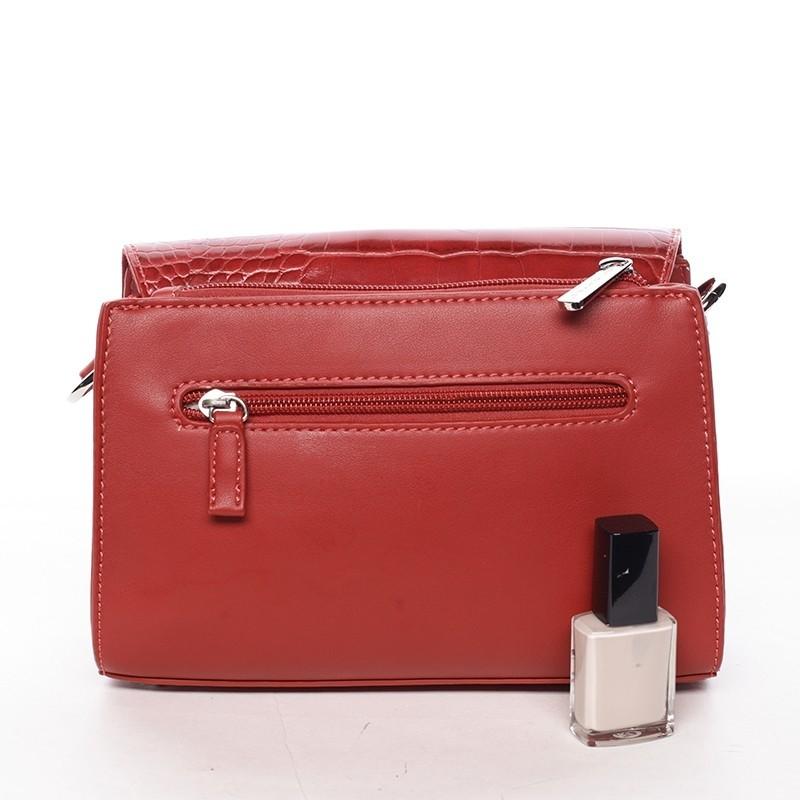 Dámská kabelka David Jones Halina - červená