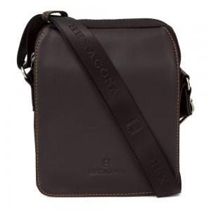 Pánská taška přes rameno Hexagona 299162 - hnědá
