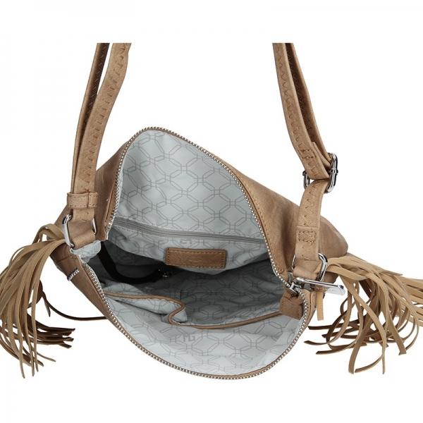 Dámská kabelka Marina Galanti Diana - hnědá