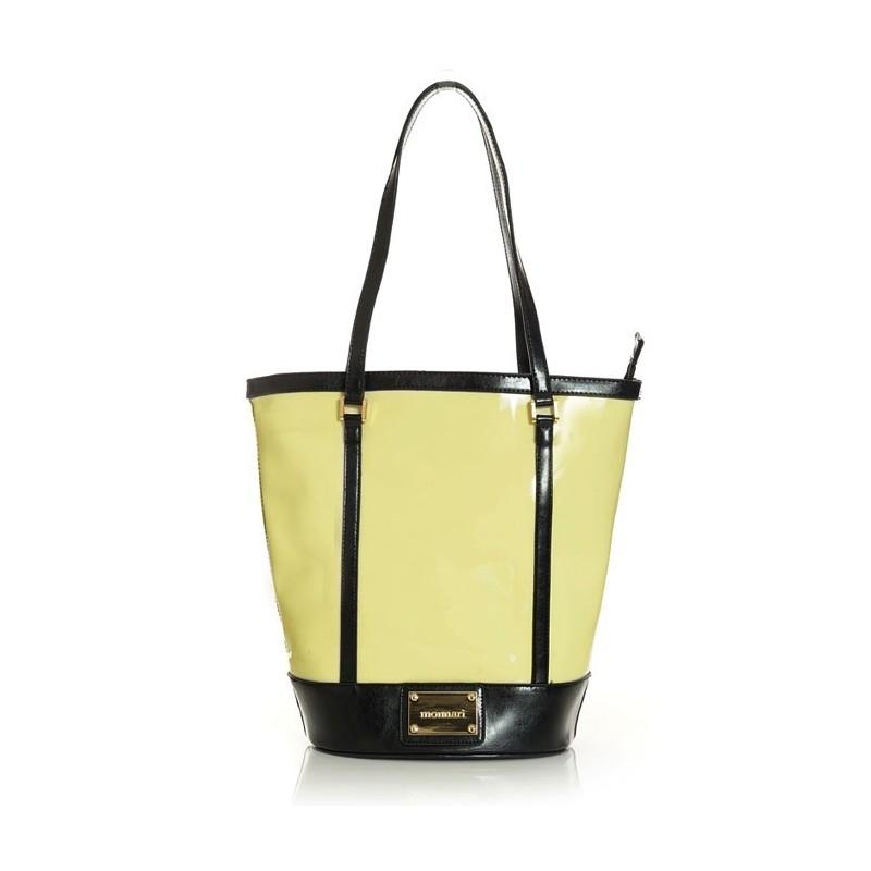 988af1daaf Dámská kabelka Monnari 1760 - žlutá