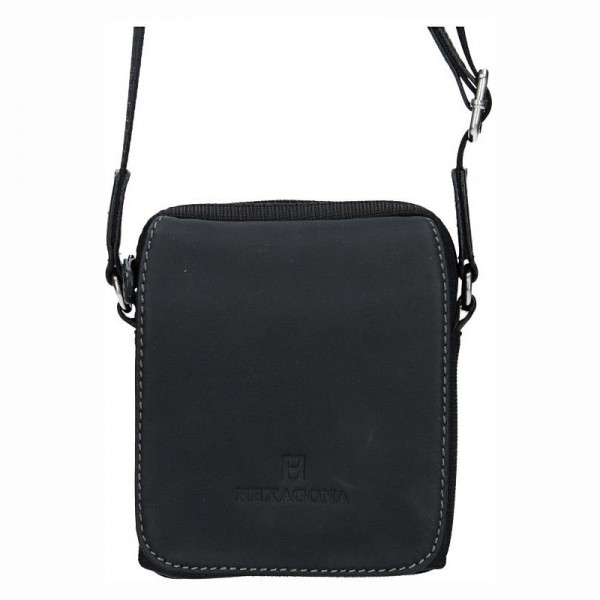 Pánská taška na doklady Hexagona Martin - černá