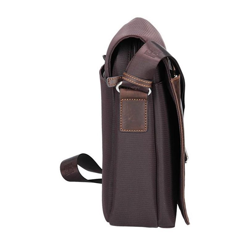 Pánská taška přes rameno Hexagona 292682 - hnědá