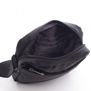 Pánská taška přes rameno Diviley Connor - černá
