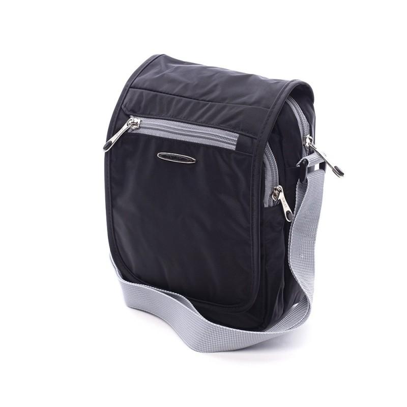 Pánská taška přes rameno Diviley Oliver - černá 8664b579078