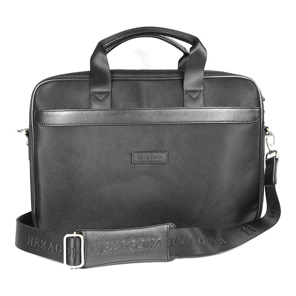 87942af0d857 Pánská taška přes rameno Hexagona D72495 - černá